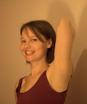 Hinny Wass yoga asana